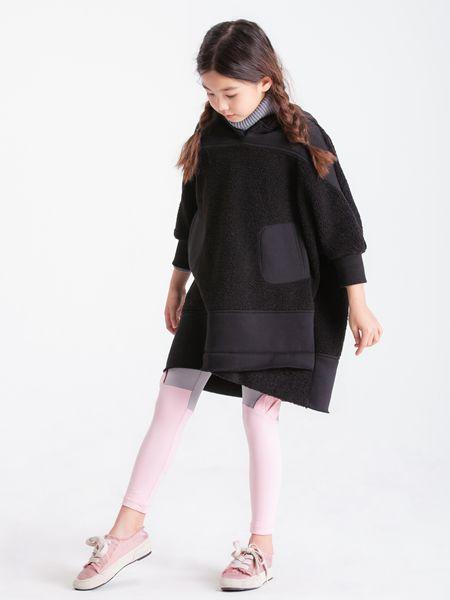 POD DRAW(PODD)童装品牌2019秋冬毛呢外套