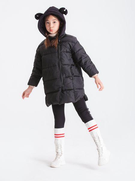 POD DRAW(PODD)童装品牌2019秋冬加绒羽绒服