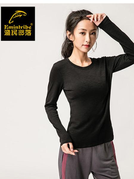 渔民部落Emintribe女装品牌2019秋冬瑜伽健身服