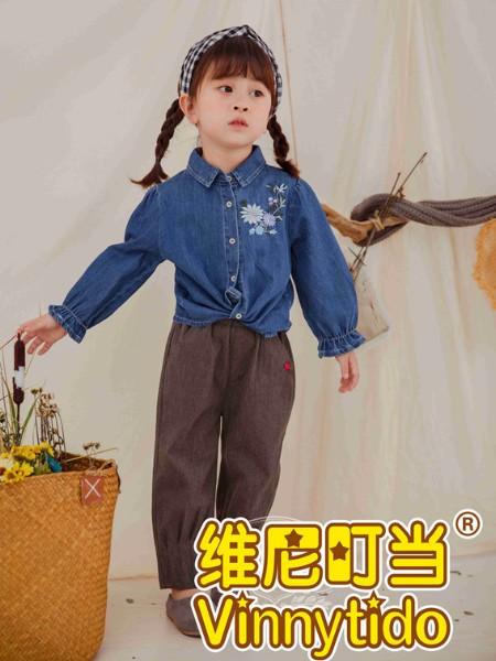 维尼叮当童装品牌2019秋季新品