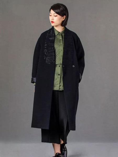 有無女装品牌2019秋冬复古气质外套