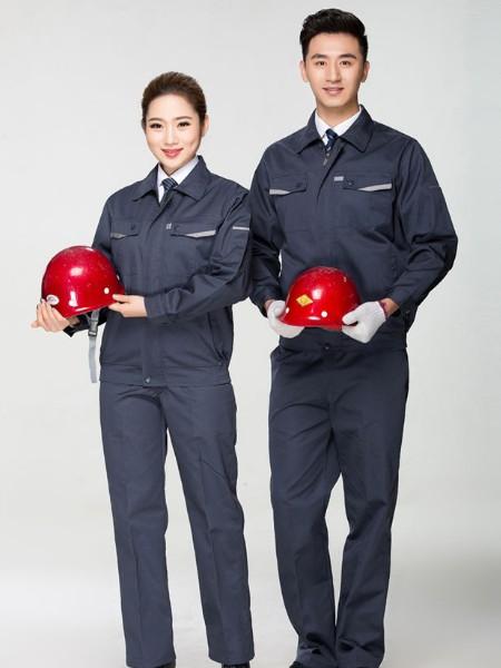 伟红服饰制服/工装品牌2019秋冬新品春秋劳保服装生产厂家