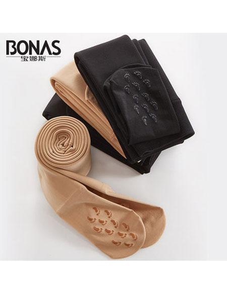 菲沃斯袜子品牌2019秋冬加绒保暖肉色丝袜