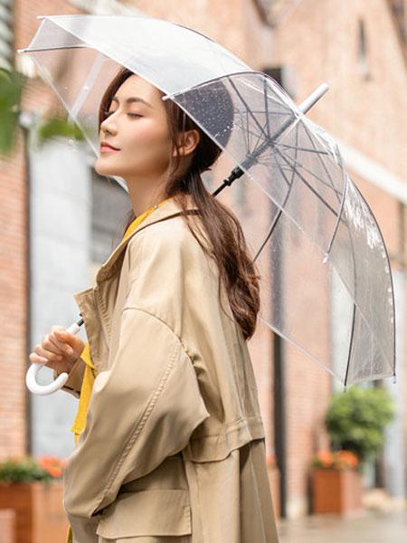 古树叶女装品牌2019秋冬气质风衣外套