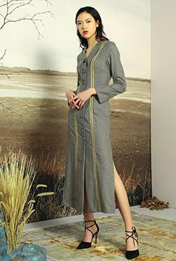香莎女装,简约、理性、时尚的风格