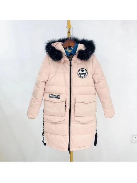 馨聚点羽绒服 儿童冬季保暖羽绒服外套 品牌童装折扣走份批发