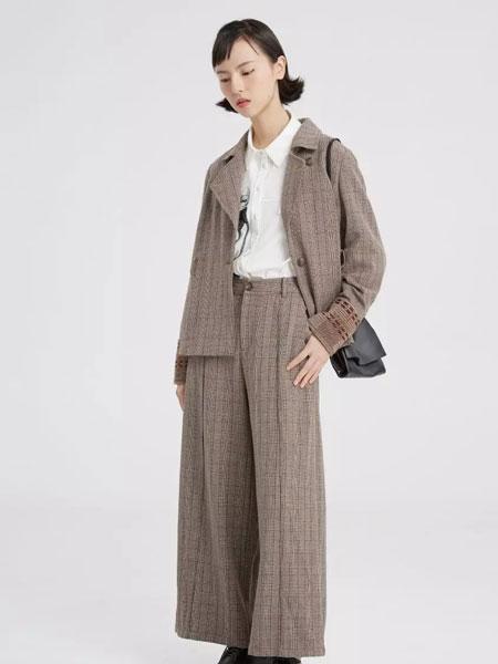 theMSLAN女装品牌2019秋冬短款西装外套