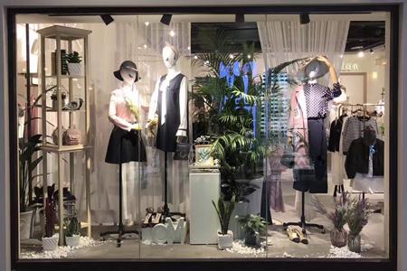 艾赛丝戈品牌店铺展示