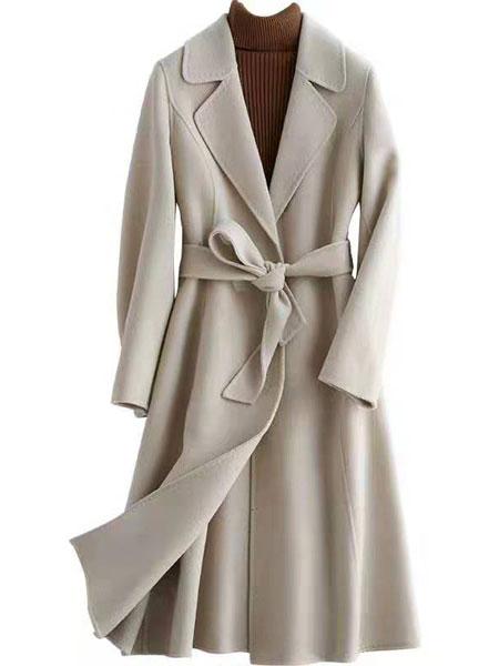 芝麻e柜女装品牌,有清爽、优美、婉约、气质感