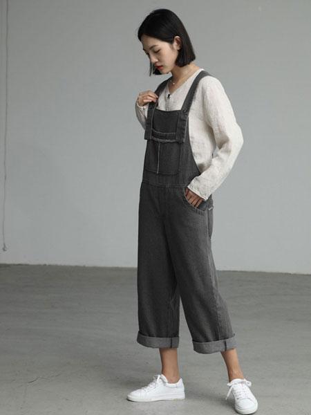 肆都女装品牌2019秋冬针织套头毛衣