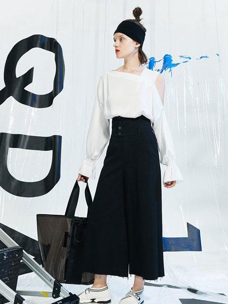 QDA女装品牌2019春夏套装
