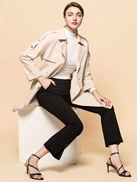 兮芮女装争成为快时尚领域的领 导者。