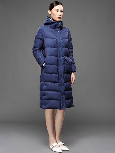 KAIBOLEI女装品牌2019秋冬轻薄羽绒服外套