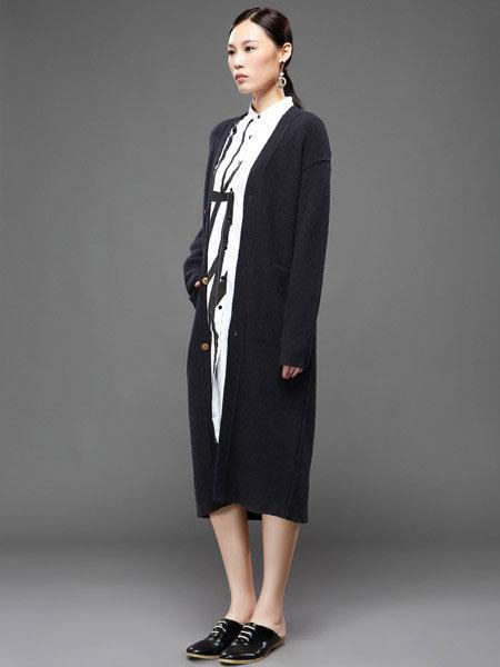 KAIBOLEI女装品牌2019秋冬羊毛衫开衫外套