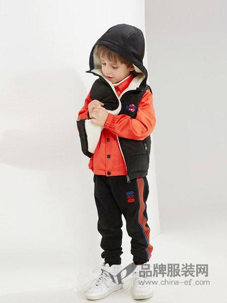 马骑顿童装品牌2019秋冬网红外套