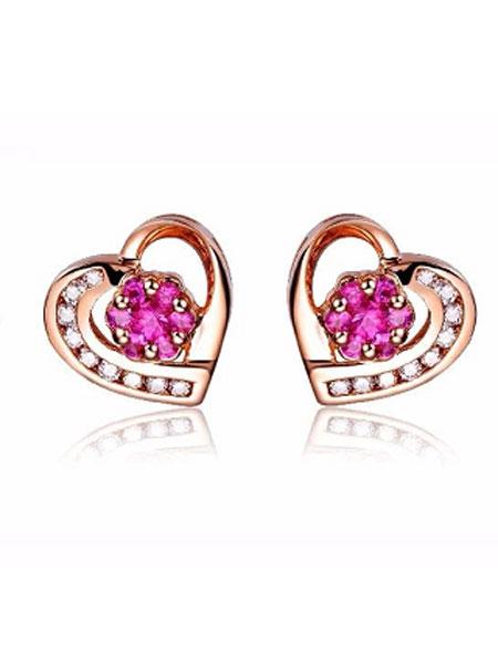 铂晶尔曼钻石彩宝品牌时尚简约钻石饰品