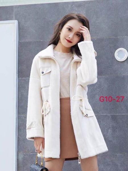 韩国淑女装品牌慕拉女装折扣货源哪里有