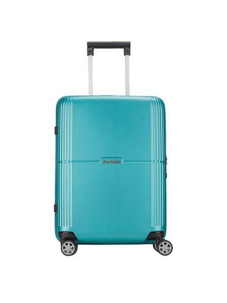 TITAN箱包品牌2019秋冬德国进口万向轮时尚旅行箱密码箱拉杆箱登机箱20寸