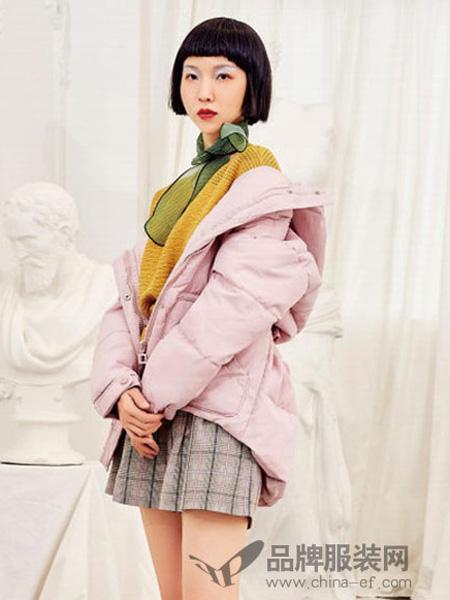 邻家女孩女装品牌2020春夏女短款宽松秋冬季小个子外套