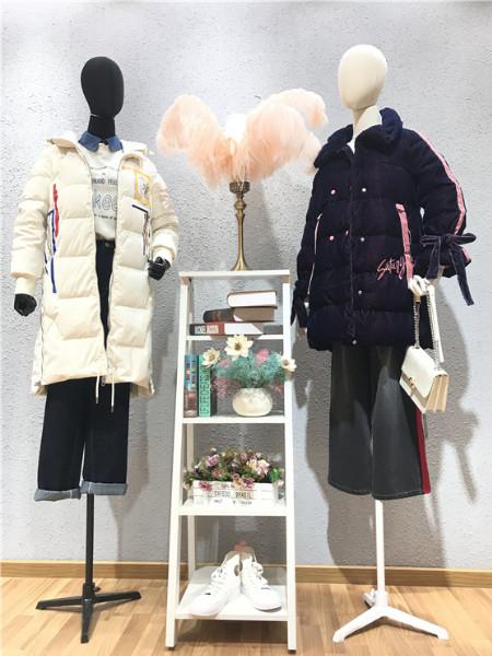 埃文女装品牌2019冬新品