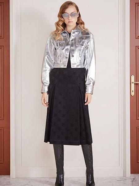 Fendi芬迪女装品牌2019秋冬气质修身短外套