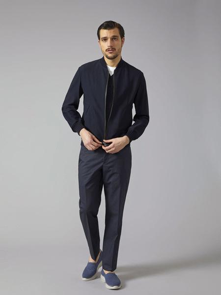 Giorgio Armani乔治・阿玛尼男装品牌2019秋冬休闲夹克