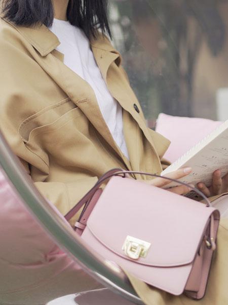 LIVIN MOMENTO(领・慕)箱包品牌2019秋冬时尚方包手提包斜挎包