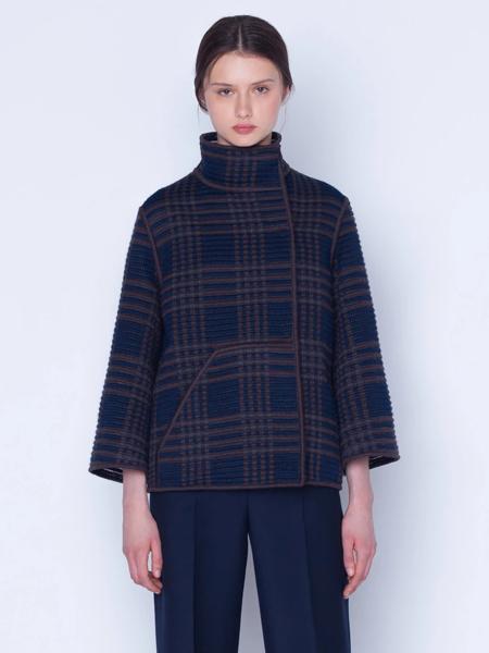Akris Punto国际品牌品牌2019秋冬保暖高领上衣