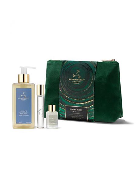 Aromatherapy Associates国际品牌品牌沐浴油