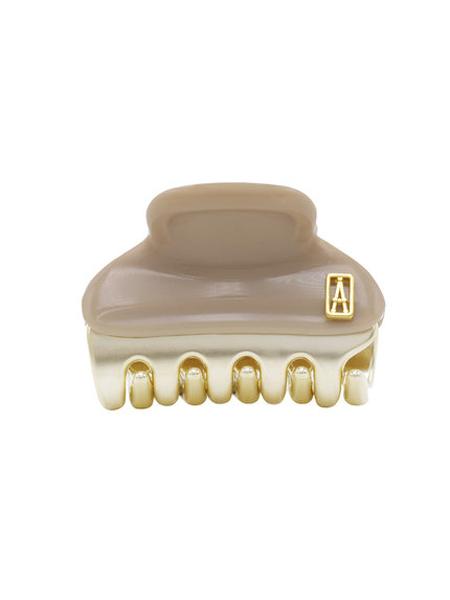 Alexandre de Paris国际品牌品牌法国小号旺多姆金抓夹刘海夹顶夹发饰