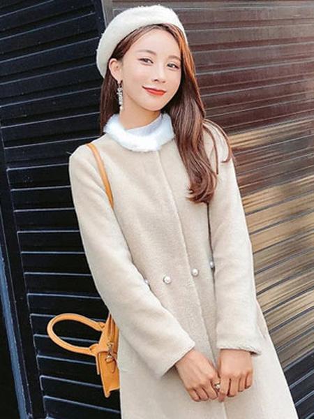 芝麻E柜女装品牌2019秋冬时尚外套