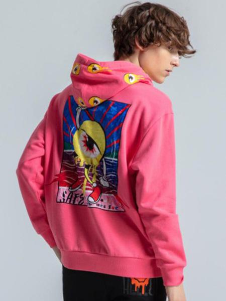 MLTV男装品牌2019秋冬多色卫衣