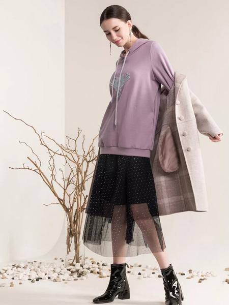 MaxTu女装品牌2019秋冬新款卫衣