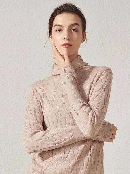 约布女装品牌2019秋冬多色款打底衫