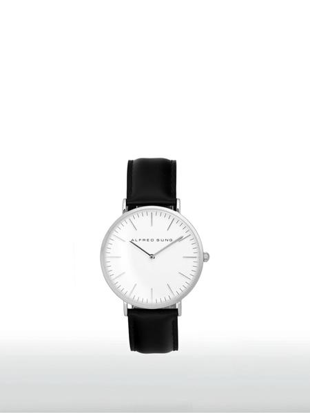 Alfred Sung国际品牌皮带手表