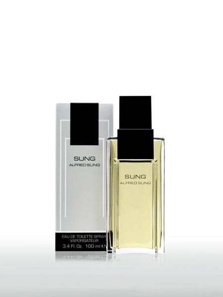 Alfred Sung国际品牌淡香清新香水