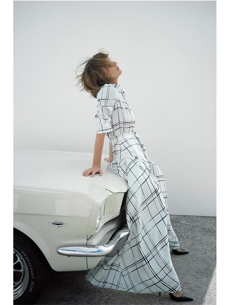 Alexandre Vauthier国际品牌2020春夏知性淑女连衣裙