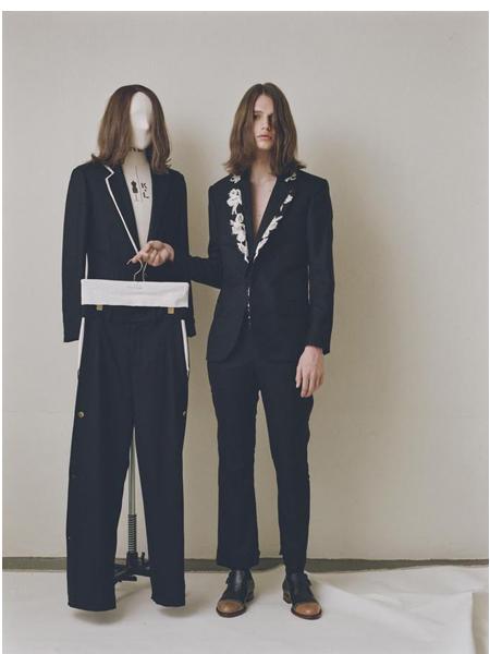 Nobuyuki Matsui国际品牌品牌休闲西装外套