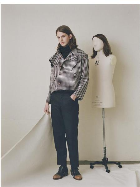 Nobuyuki Matsui国际品牌品牌短款外套