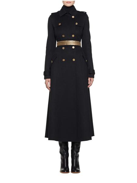 Gabriela Hearst国际品牌品牌收腰毛呢大衣
