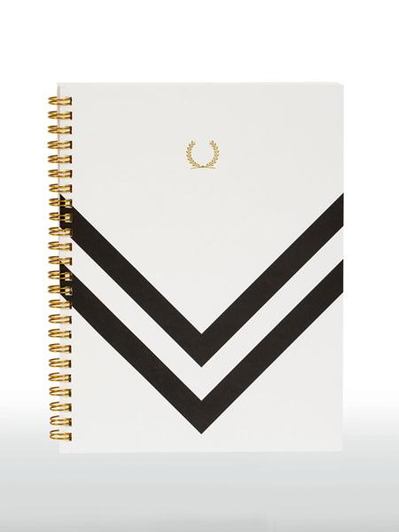 Alfred Sung国际品牌线条笔记本