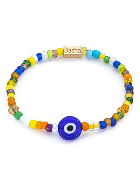 艾伦芭莎 (Aaron Basha)国际品牌彩色珠珠手链