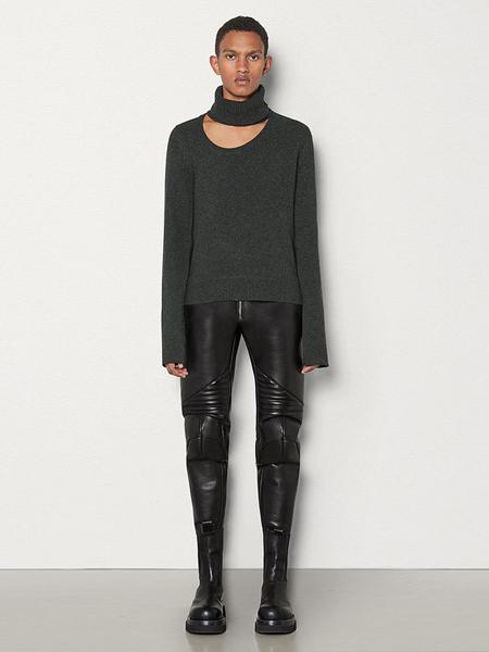 Bottega Veneta葆蝶家BV国际品牌不规则个性毛衣