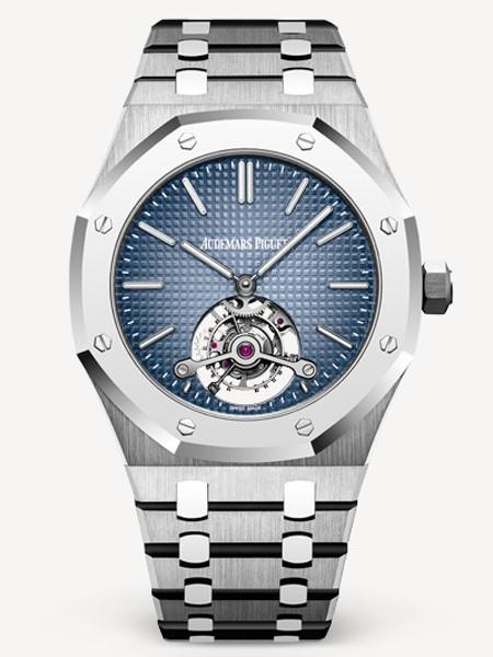 Audemars Piguet爱彼国际品牌银色商务手表
