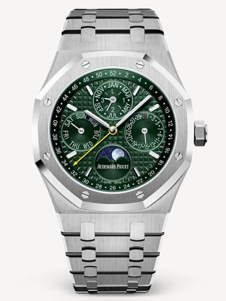 Audemars Piguet爱彼国际品牌品牌银色商务手表