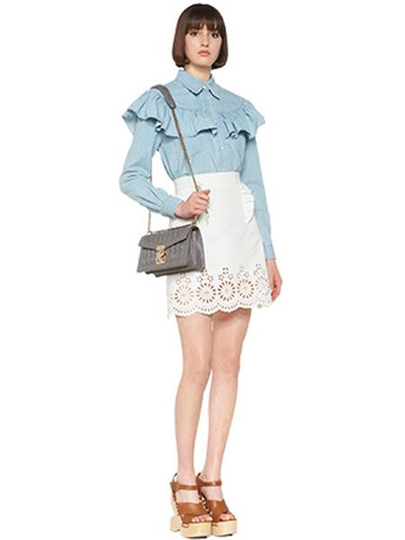 缪缪Miu Miu女装品牌2020春夏舒适上衣