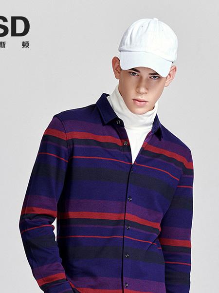 莱克斯顿 - LAXDN男装品牌2019秋冬衬衫