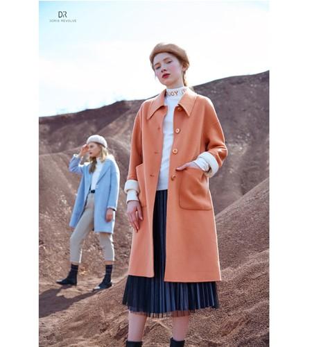 CLORIS MAAT、DR女装品牌2019秋冬毛呢大衣
