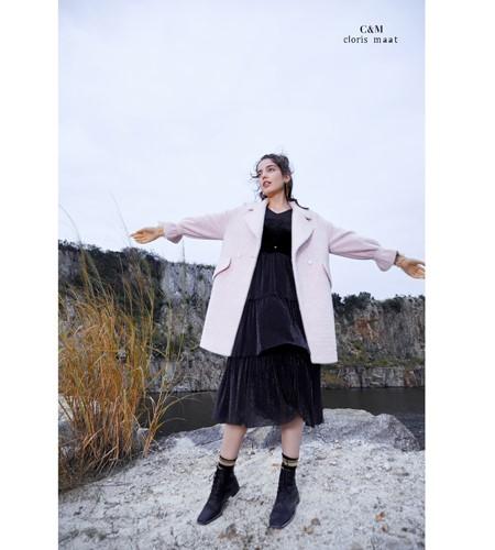 CLORIS MAAT、DR女装品牌2019秋冬知性毛呢大衣