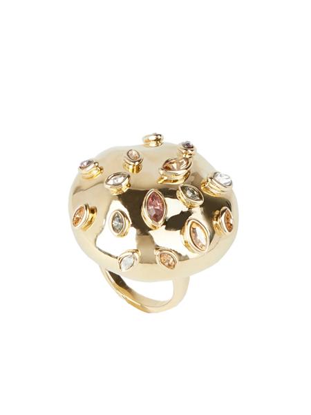 Alexis Bittar国际品牌品牌时尚金色戒指
